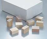Wooden Block for Paraffin Large 100 Pcs and others