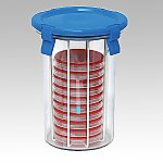 Anerocult Petri Dish Rack for Anaerobic Cultivation Jar System
