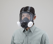 [Discontinued]Dustproof Mask For Nanomaterials DR168T4 (M) Full Face Type DR168T4M
