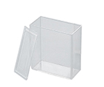 TPX Staining Tray (PMP) Vertical for 8 Pieces and others