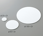 Alumina Plates (Compact Bone) φ100 x 2tmm and others