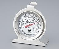 冷凍・冷蔵庫用バイメタル温度計