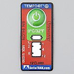 Temperature, Time Label TEMPDOT (TM) PLUS 0℃...  Others