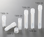 Cryo Vial Lip Seal Type 2mL Outer Screw, Free-Standing Type T309-2A