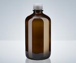 自動分注測定器・EMマイスタディスペンサー交換用ボトル2.5L(褐色)