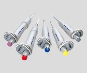 マイクロピペット(リファレンス・容量可変タイプ)4920 1-10 ライトブルー 4920(ライトブルー)