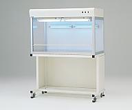 [取扱停止]コンパクトクリーンベンチ 殺菌灯付き 900×679×1611 BH-900N-UV