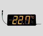 薄型温度表示器