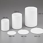 PTFE円筒容器 (薄型)等