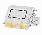 ガス置換型アクリルグローブボックス
