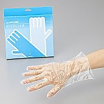 Polyethylene Gloves Economy Thin L 100 Pieces and others