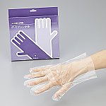Polyethylene Gloves Standard Thickness With Outer Emboss L 100 Pieces and others