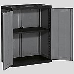 Chemical-Resistant Cabinet (Lower Stage, Double Door) 9599000 Assembly Required and others