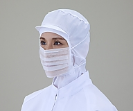 Head Hook Nonwoven Fabric Mask Nose Bridge 100 Pieces FM-109