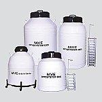 チャート 液体窒素保存容器 CryoSystem MVEシリーズ