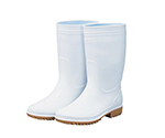 Oil Resistant Rubber Boots 22.5cm White and others