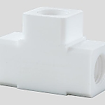 Asflon(R) PTFE Coupling (L-Shaped) AF-CL RC1/4 and others