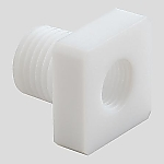 Asflon(R) PTFE Bushing (Straight) AF-B RC1/8 x R1/4 and others
