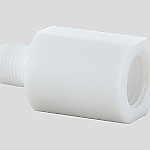 Asflon(R) PTFE Male/Female Type Joint RC1/4 x R1/8 and others