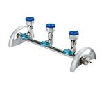 Manifold for 3 Tandem Type Microfil V/S Head EZFITL0HE1