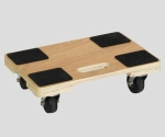 Wooden Flat Cart WHD 1 Approximately 450  x 300 x 130 and others