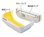 捕虫器(集虫攻撃)用 捕虫器ランプ
