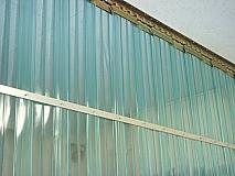 食品工場用ビニールカーテンシート