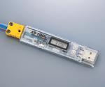 K熱電対データロガー RX-450K