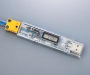 K熱電対データロガー (スティックタイプ) RX-450TKP