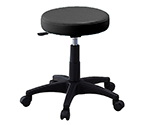 Round Chair DX Black and others