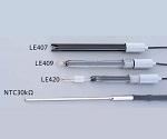 pH樹脂製電極 LE407 等