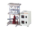 小型熱プレス機 (冷却機能付き)