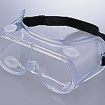 [Discontinued]Goggles With Air Hole Stop Plug Processing SG-535