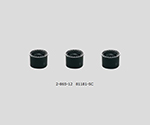 バイアル用黒キャップ 81181-SC