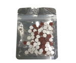 Vial Septum 100 Pieces 81-S