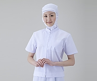 Women's Uniform For Food Half Sleeve Jacket S and others