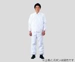 フッ素樹脂コート耐薬上着・ズボン