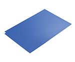 アズピュアエコノミー帯電防止粘着マット(強粘着) 青