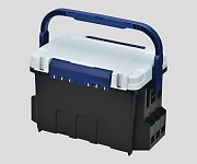 [Discontinued]Bucket Mouse (Sitting Storage Box) BM-9000 Black, Off-White 35L BM-9000BKxWH