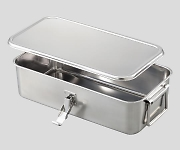 Stainless Steel Lab Container 440 x 250 x 111mm and others