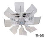 Hybrid Fan Half-Clear Type and others