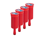 Exhaust Filter for Safety Waste Liquid Cap (For 2.5L Tank) 4 Pcs and others