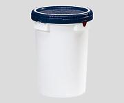 [取扱停止]密閉容器 25L 4525-00-004(容器のみ)