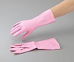 ビニール裏毛付き手袋