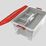 [取扱停止]ムーバーBox 18L 370×265×290mm 8461000 048402