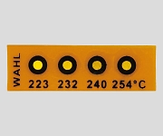 真空装置内用 温度プレート 4点表示