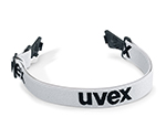 保護めがね(uvex)用ヘッドバンド