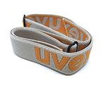 安全ゴーグル(uvex)用スペアバンド オレンジ OR