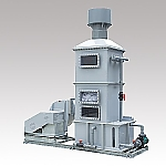 Wet Scrubber for Outdoor, Intrusion Type, Made Of PVC 20m3/Min and others