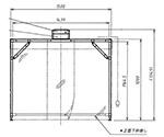 卓上型クリーンフード Z-TT1500AD